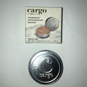✨2/$15 Water Resistant Bronzer by Cargo Cosmetics